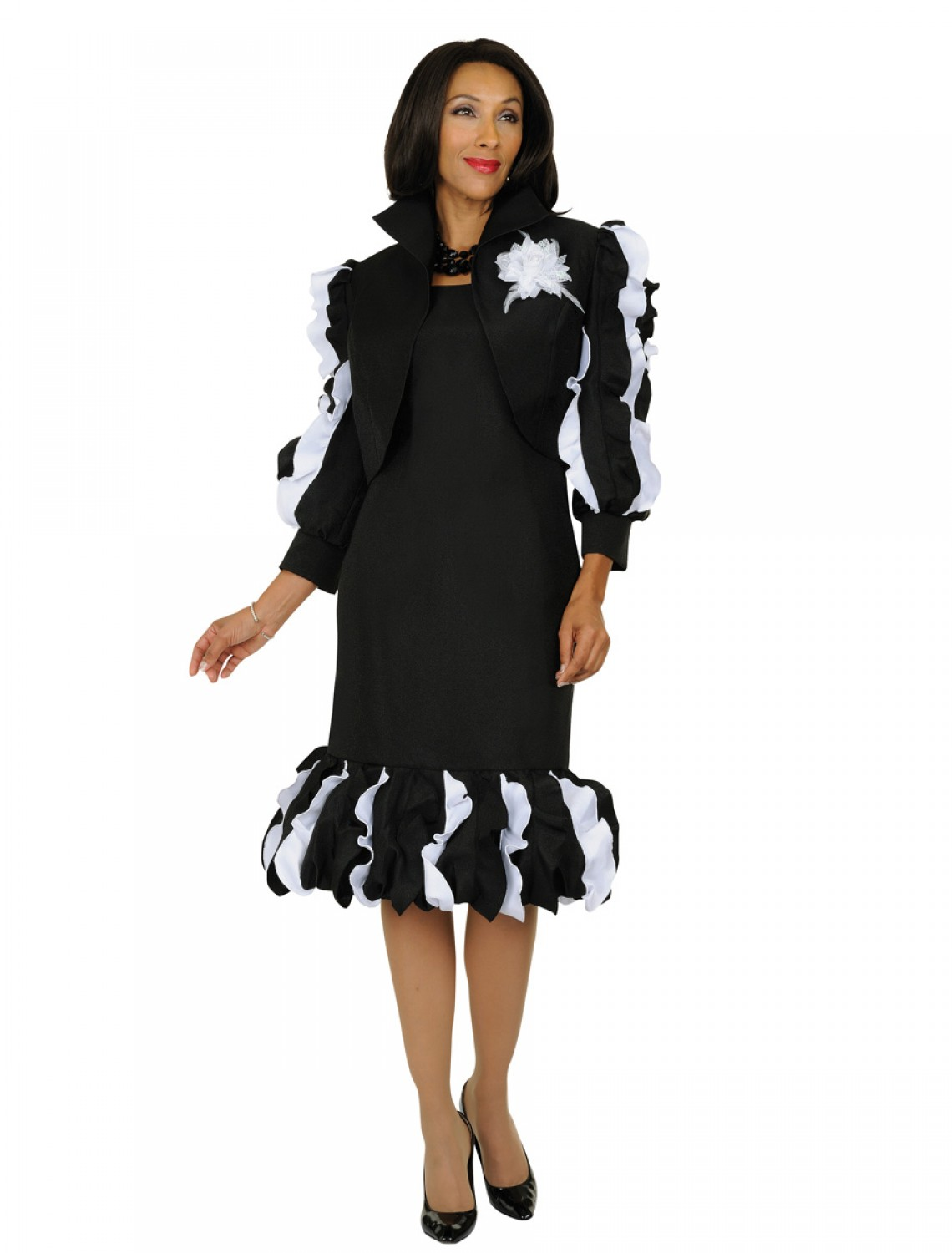 Innovative Terramina 7396  Womens CHURCH Suits Ladies Dresses Designers Hats