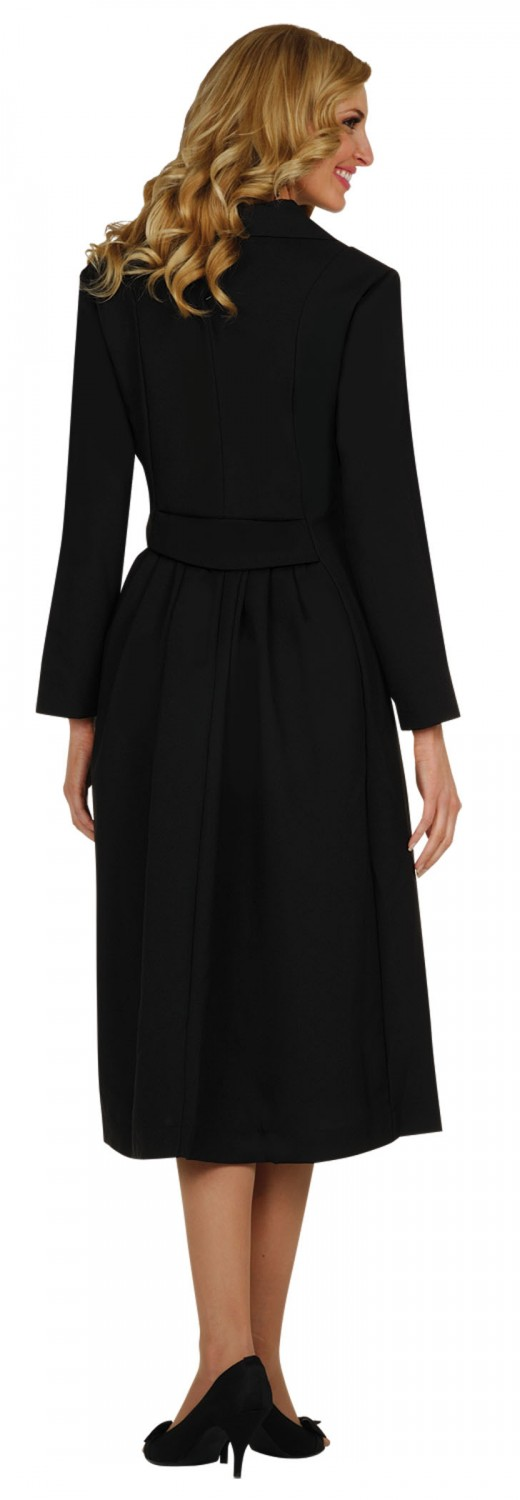 Black Church Suits and Dresses