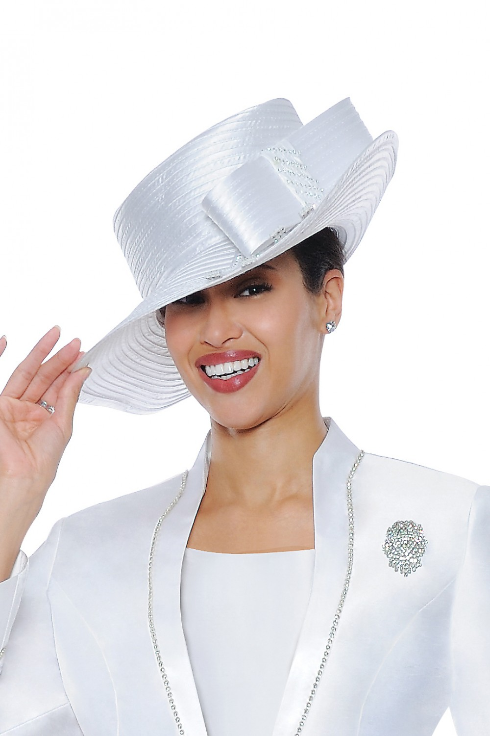hats white g4753h not just church suits