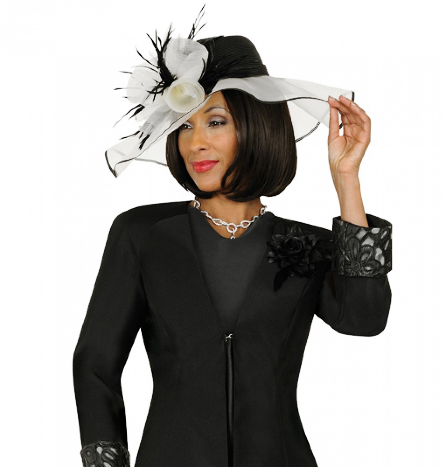 Black Women Church Suits and Hats