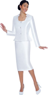 Church Suits-AE5060 - WHITE