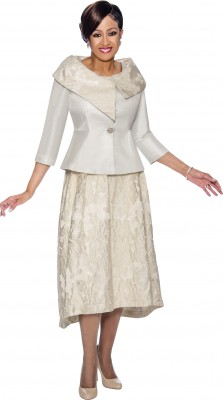 Church Suits-DCC1412 - IVORY