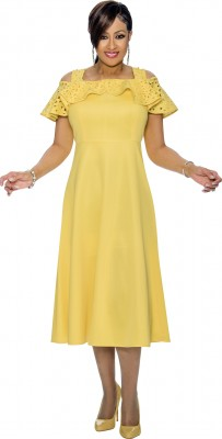 Church Suits-DCC1611 - YELLOW