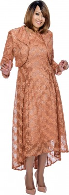 Dresses-DCC732 - TAUPE