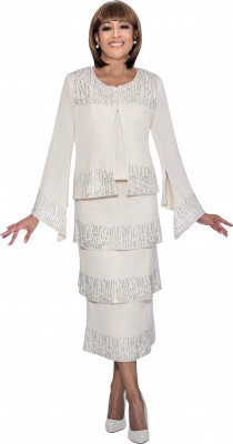 Casual Wear-DCC963 - WHITE