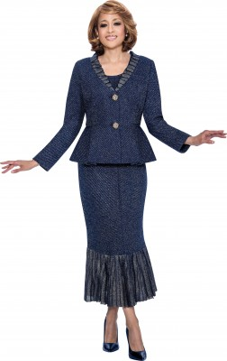 Casual Wear-DCC973 - NAVY