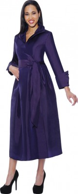 Dresses-DN5371 - PURPLE</h3>