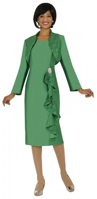 Dresses-DN5572 - EMERALD</h3>