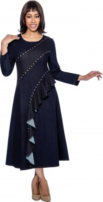 Casual Wear-DS51571 - NAVY