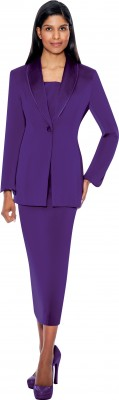 Usher Suits-G12272 - PURPLE