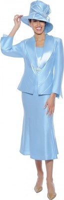 Church Suits-G4633 - Baby Blue