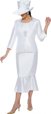 Church Suits-G4643 - White
