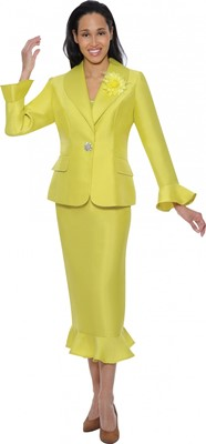 Church Suits-G4693 - Citrus
