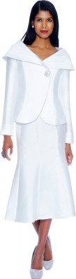 Church Suits-G4712 - White