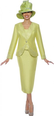 Church Suits-G4733 - Citrus