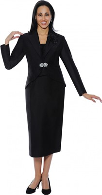Church Suits-G4783 - Black