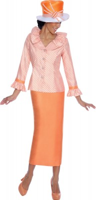 Church Suits-G4902 - TANGERINE