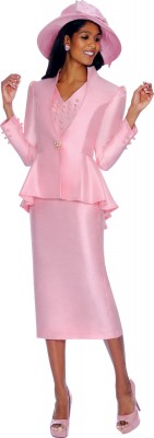 Church Suits-G4973 - PINK