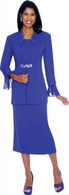 Church Suits-G4993 - ROYAL