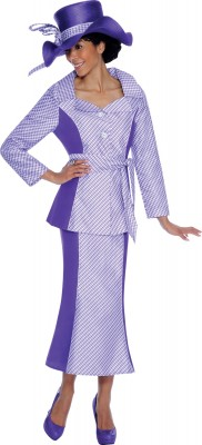 Church Suits-G5042 - PURPLE