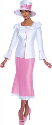 Church Suits-G5052 - PINK