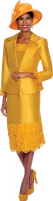Church Suits-G5063 - SUN-Kissed YELLOW