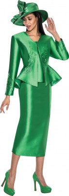 Church Suits-G5793 - EMERALD