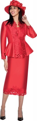 Church Suits-G6073 - RED