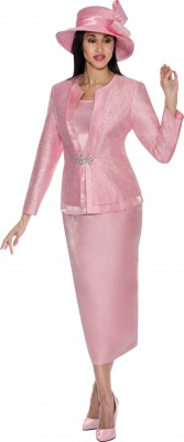 Church Suits-G6093 - PINK