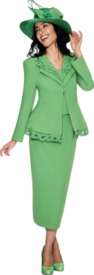 Church Suits-G6272 - GREEN