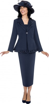 Church Suits-G6272 - NAVY