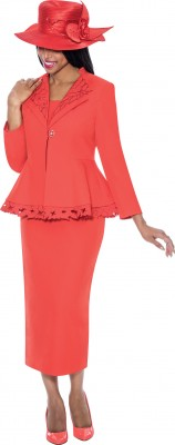 Church Suits-G6272 - RED