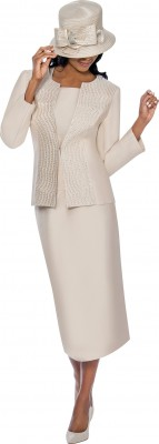 Church Suits-G6553 - CHAMPAGNE