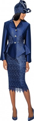 Church Suits-G6592 - NAVY