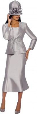 Church Suits-G6653 - SILVER