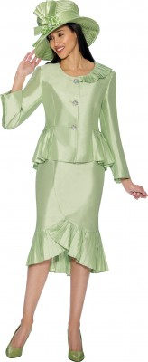 Church Suits-G6692 - SEAFOAM