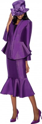 Church Suits-G6723 - PURPLE