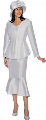 Church Suits-G6723 - WHITE