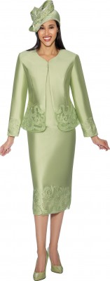 Church Suits-G6823 - SEAFOAM