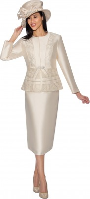 Church Suits-G6842 - CHAMPAGNE