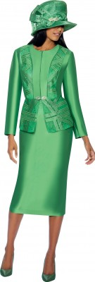 Church Suits-G6842 - EMERALD