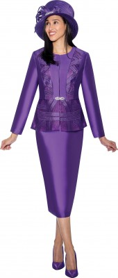Church Suits-G6842 - PURPLE