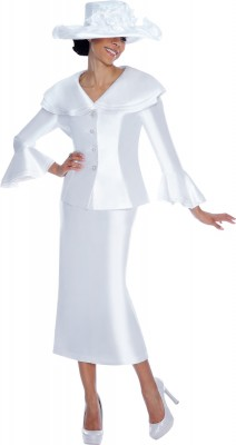 Church Suits-N94252 - WHITE