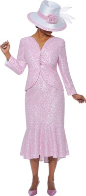 Church Suits-N94712 - Pink