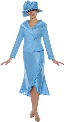 Church Suits-N94732 - Baby Blue