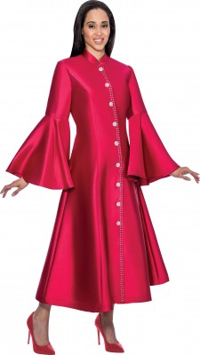 Choir Robes-RR9031 - Burgundy