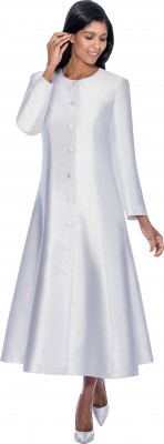Choir Robes-RR9041 - WHITE