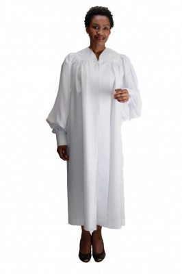 Choir Robes-RR9071 - WHITE