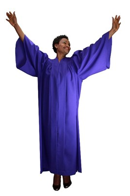 Choir Robes-RR9081 - PURPLE