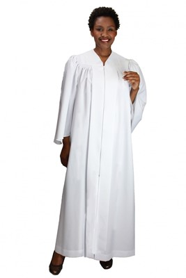 Choir Robes-RR9081 - WHITE